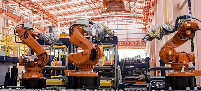 Industrial Robotics in Today's Factories