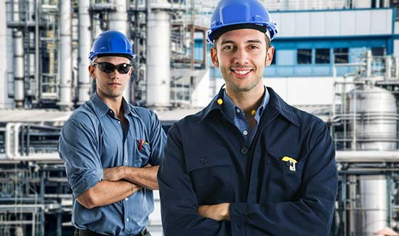 Industrial engineer and technician emergency call out service for Northern California area.